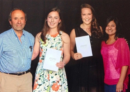 2013 Bobby Mahnger Scholarship Recipients