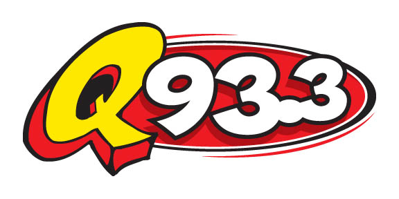 "Official Q93 Logo Design. ""The 9 O'Clock"" props is on..."""