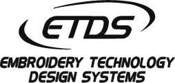 ETDS Commercial and Industrial Embroidery Machines and Wilcom Embroidery Design Software