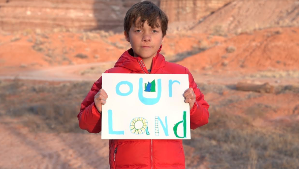 Robbie Bond, Kids Speak for Parks