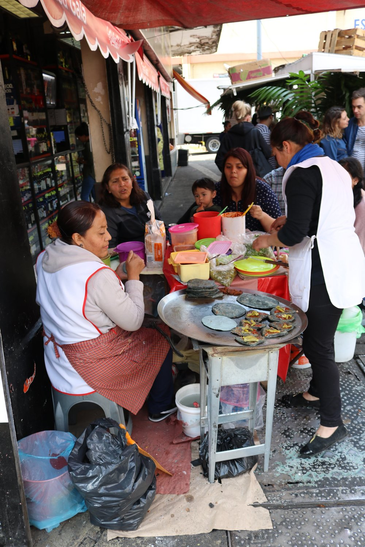street taco tour.