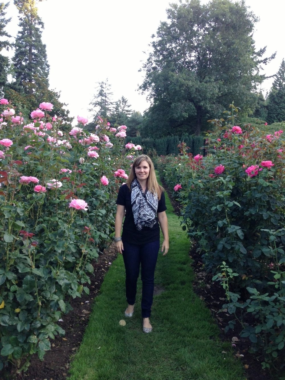 international rose test garden.