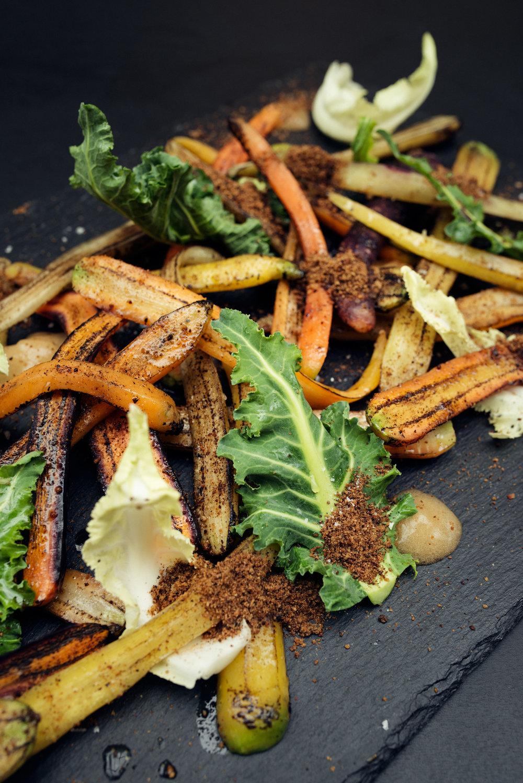 Dugurd-du godeste.kantine-økologisk-lunsj-restaurant-grønnsaker