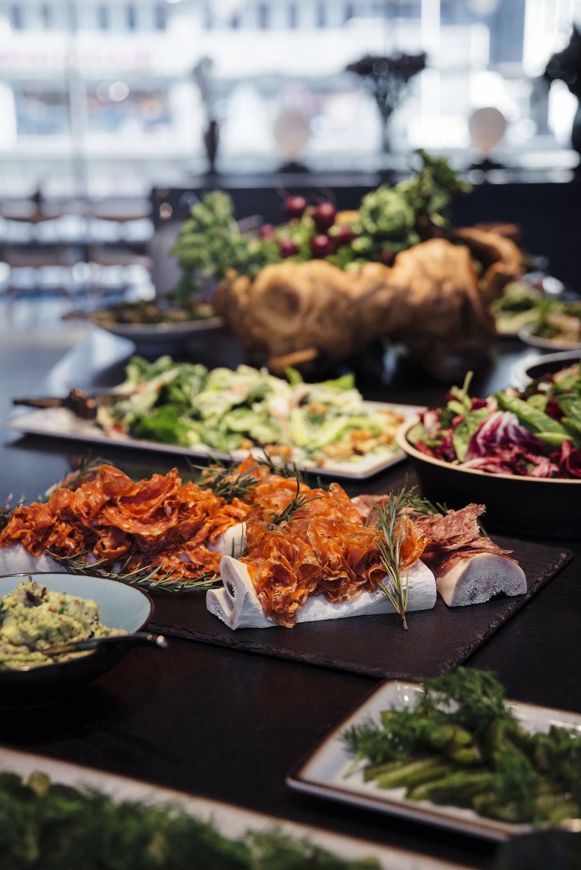 Dugurd-du godeste.kantine-økologisk-lunsj-restaurant-buffet