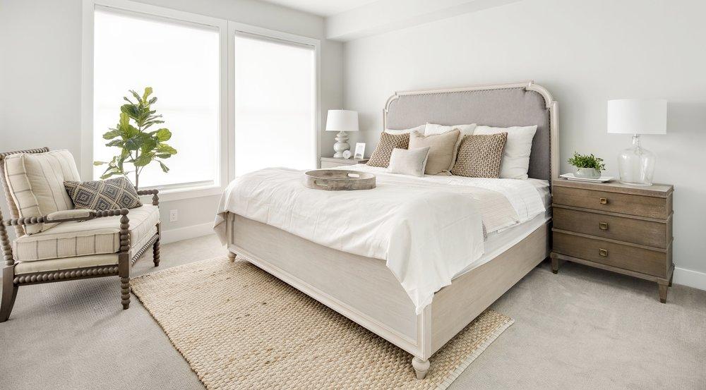 terraces bedroom
