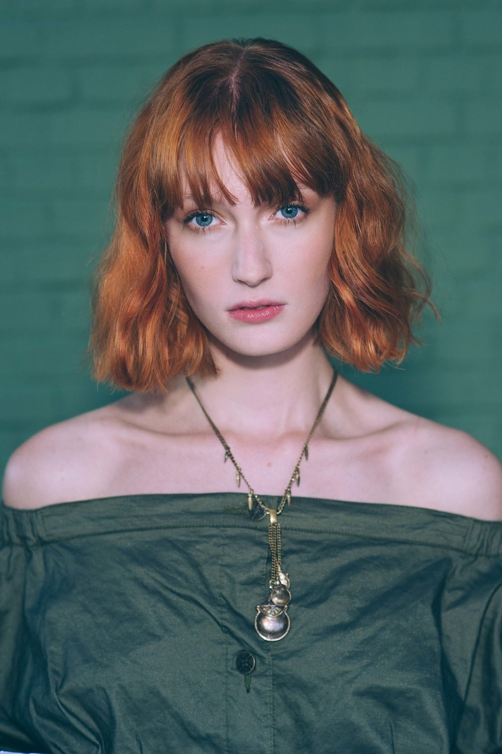 PHOTO: JANE KRATOCHVIL; RODNEY CUTLER FOR CUTLER SALONS/REDKEN  This Dream Bob at Nicole Miller