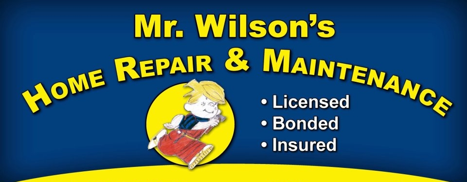 Mr. Wilsons Home Repair and Maintenance