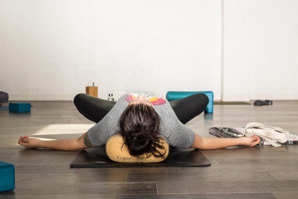 Meditation & yoga nidra -