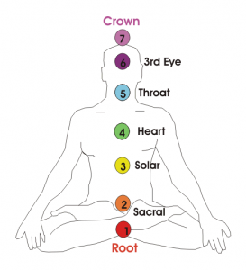 DISCOVER THE CHAKRAS -