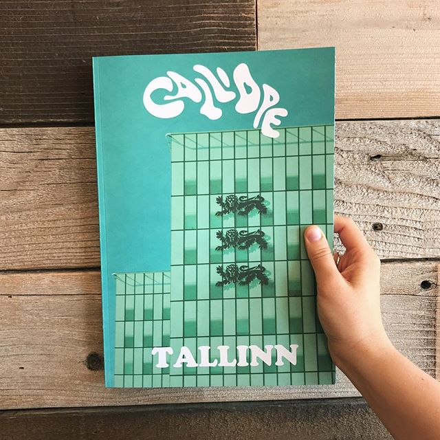 our second issue [TALLINN] is now out for order! featuring mind-trip art, estonian narratives + small slices of life, translations, beautiful graphics + photography, an interview w/ an architect, + much more! 〰️ don't forget we also have our rolling subscription service up + running for your ultimate convenience 〰️ we can't wait to share this issue w/ you - so much energy has been woven into each page. thank you for supporting independent publishing - - - #calliopemagazine #calliope #printpublication #indiemagazine #independentmagazine #independentpublishing #printisnotdead #tallinn #tallinnestonia