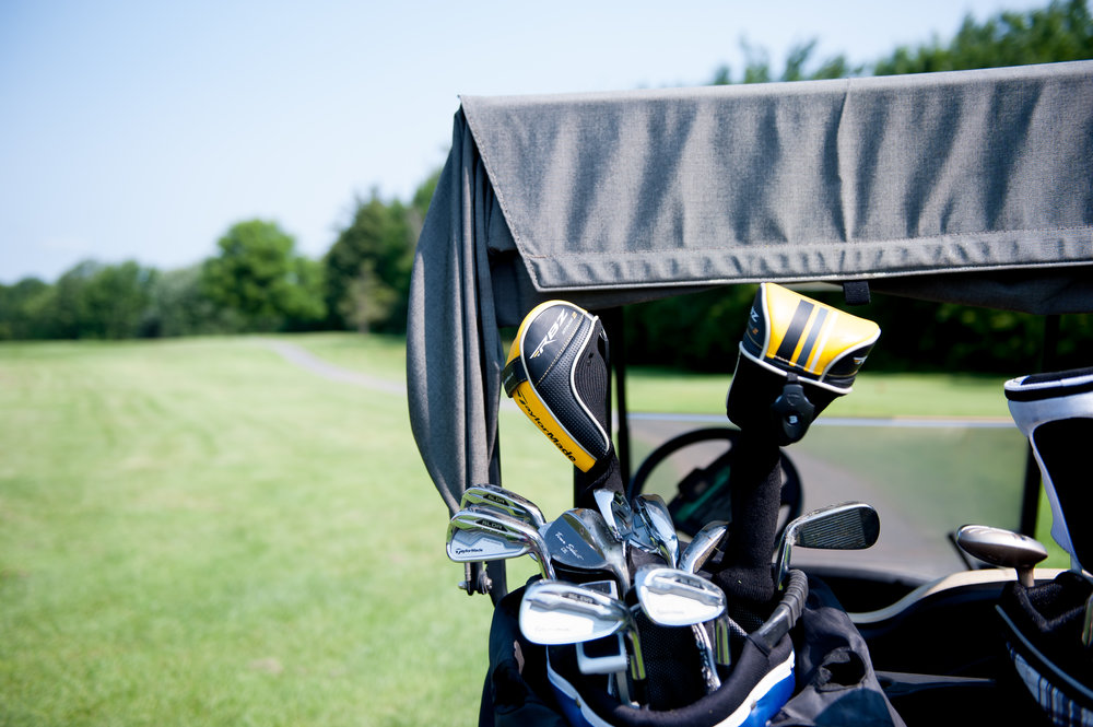 GOLF COURSES -