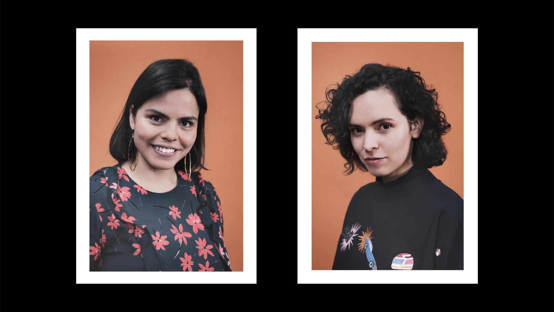 LAS FUNDADORAS Elina Corona & Ana Gómez