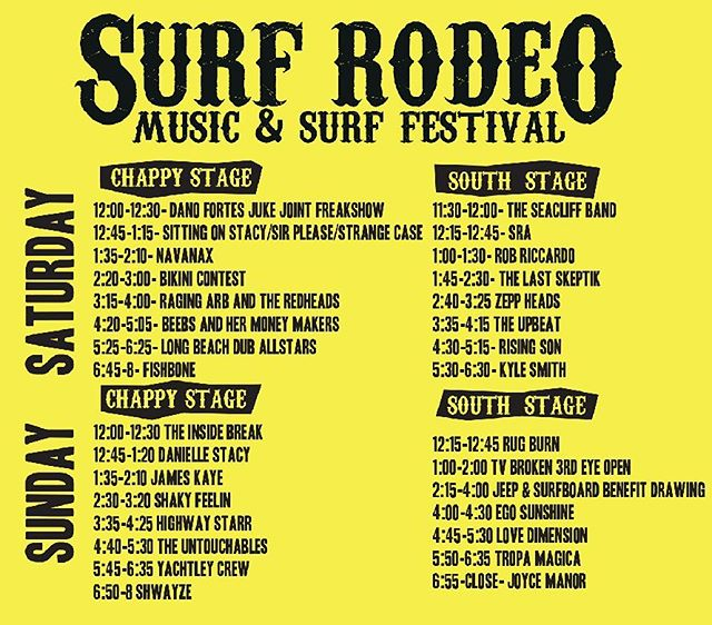 SafePort will have a booth at Surf Rodeo this weekend. Come stop by and say hi, we will have our membership program up and running for you to sign up with, merch, and answers to any cannabis related questions you have for Ventura County. We will also be giving away a surfboard so don't forget to sign up!