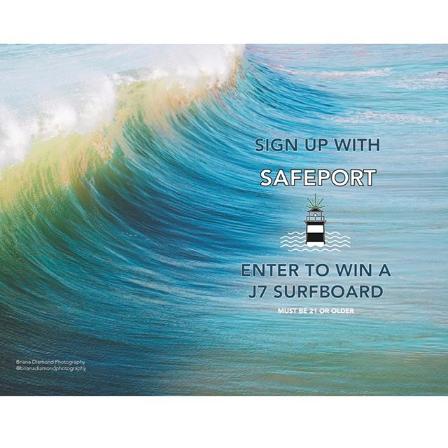 Make sure to sign up with us this weekend at Surf Rodeo, you will be automatically entered into a raffle to win a J7 Surfboard! Be the first to know about our opening, events and specials when signing up with us.