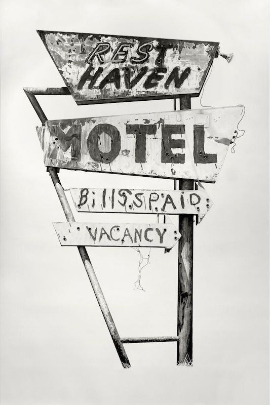 Rest Haven Motel (Billss Paid / Vacancy)