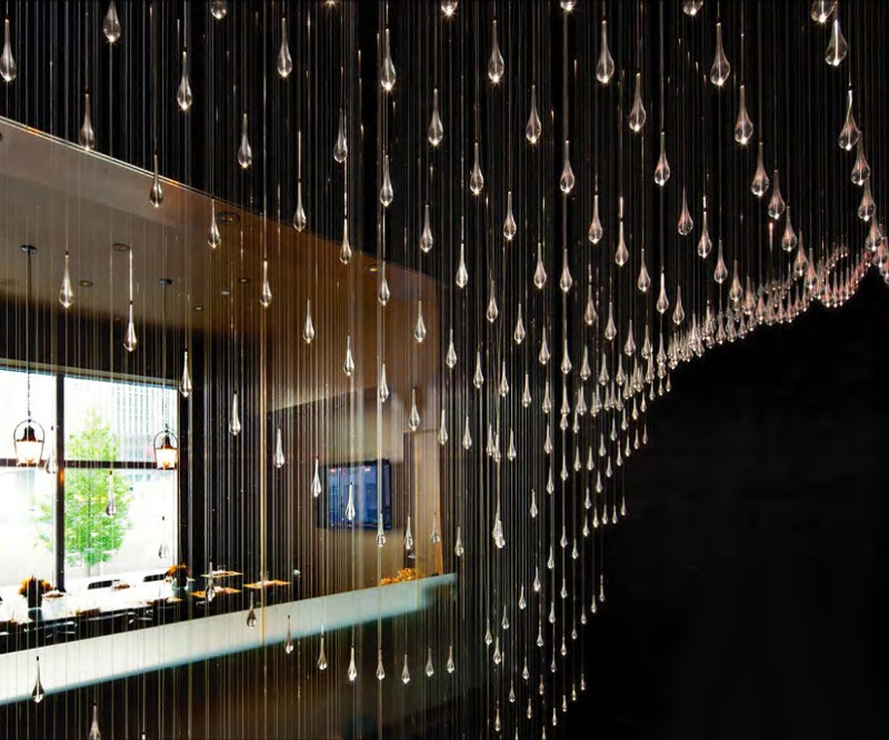 W Hotel Commission Bespoke commission for the W Hotel Downtown, New York