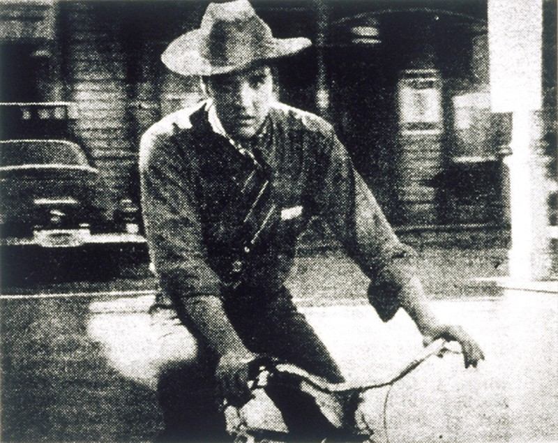 Cinema (Elvis on Bicycle)