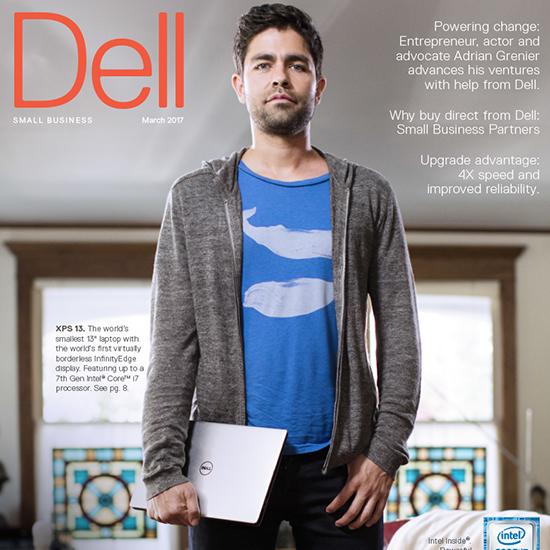 Dell / Adrian Grenier
