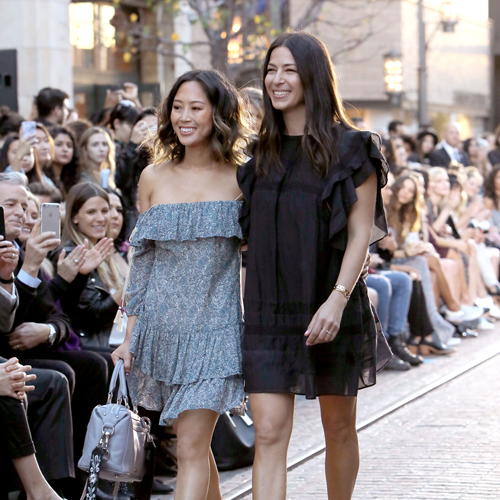 Rebecca Minkoff   Fashion Show