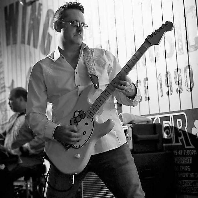 Doug - Guitar, Ukulele
