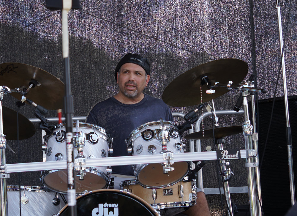 David - Drums