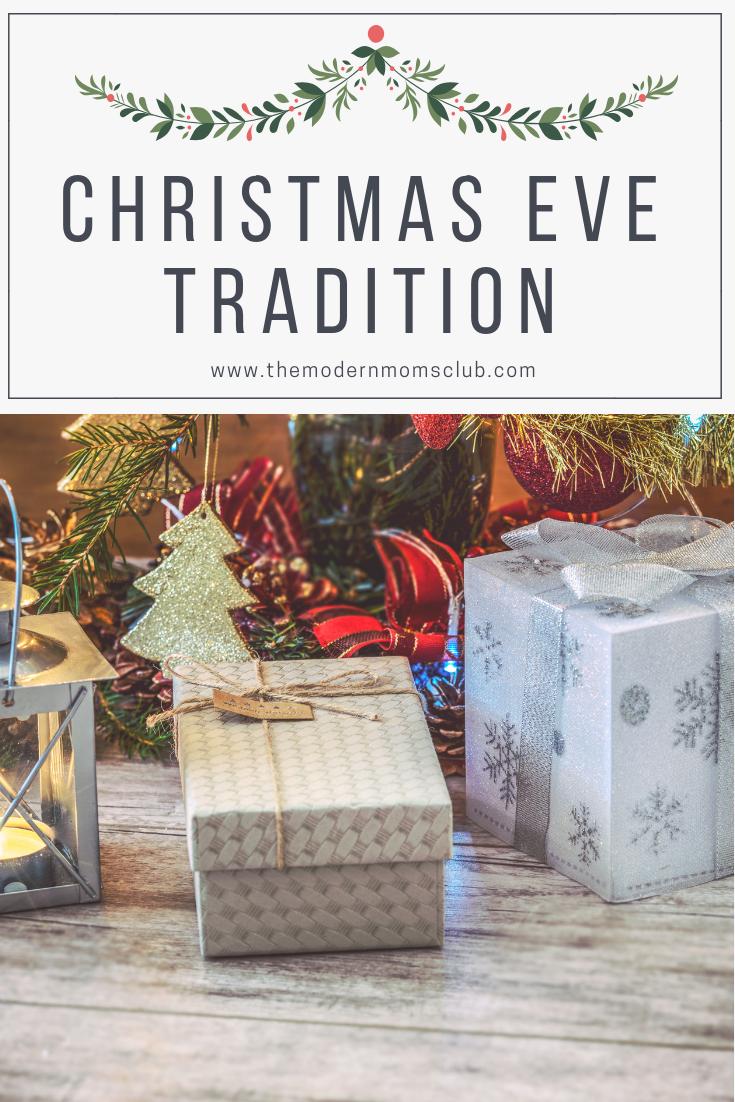 Christmas Eve Tradition #Christmas #ChristmasEveTradition #ChristmasFamilyTradition