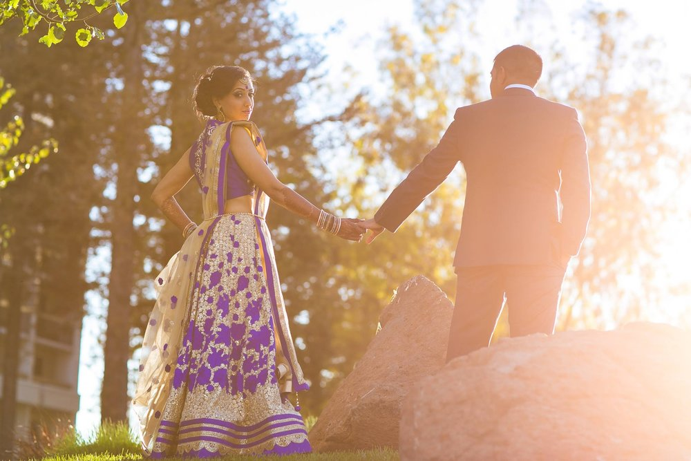 Vermilion Weddings & Events: San Francisco Bay Area Wedding Planner, Punita & Sunny