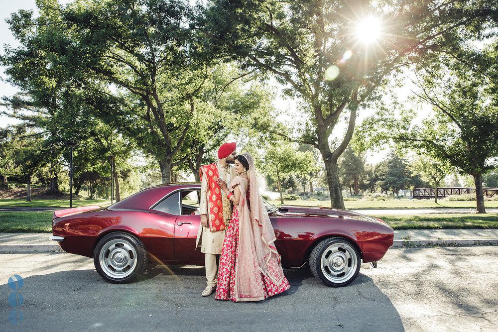 Vermilion Weddings & Events: San Francisco Bay Area Wedding Planner, Sahil & Natasha