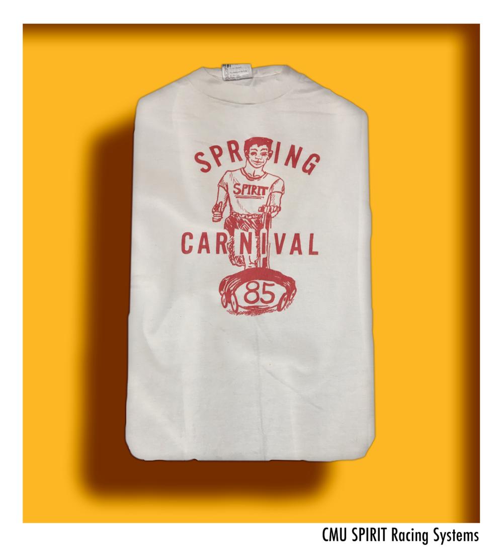 1985 Shirt Front