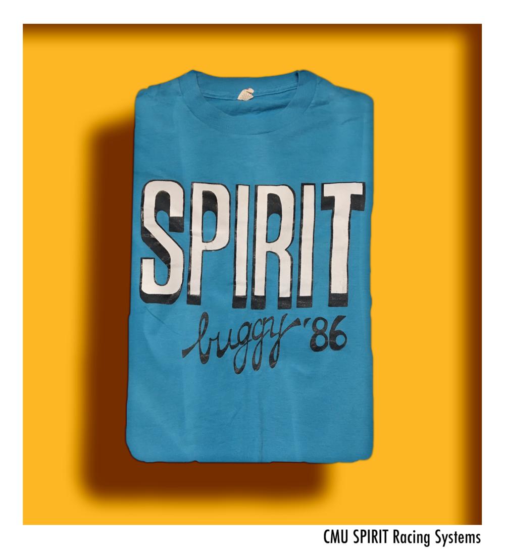 1986 Shirt Front