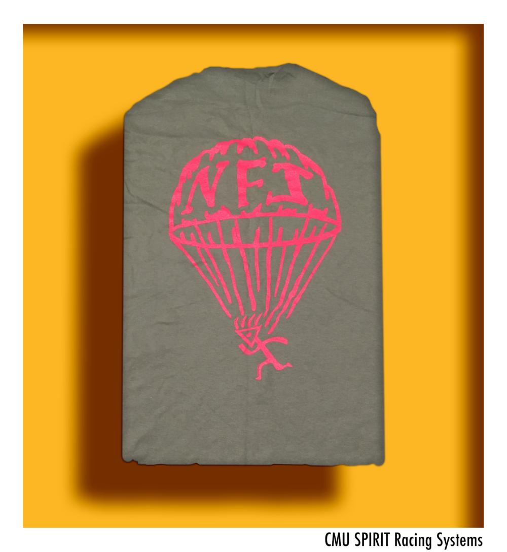 1987 Shirt Back