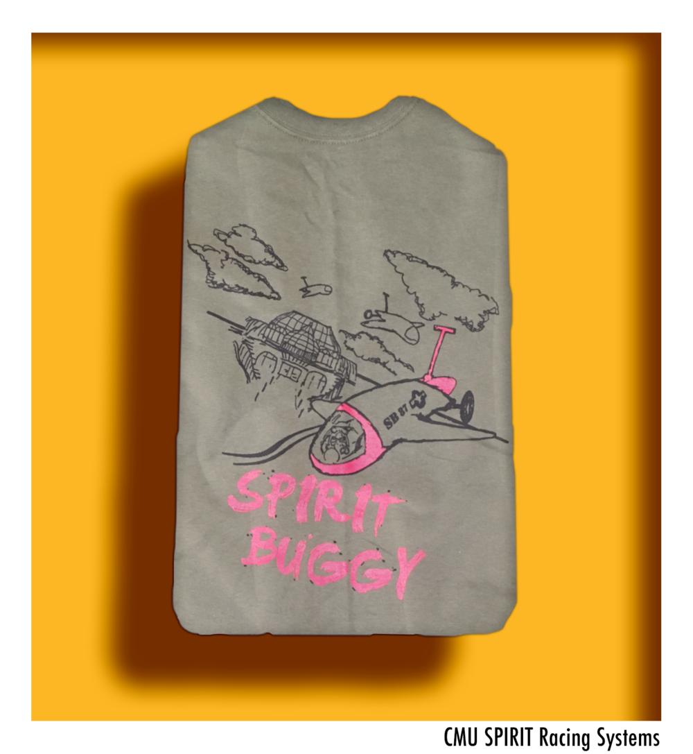 1987 Shirt Front