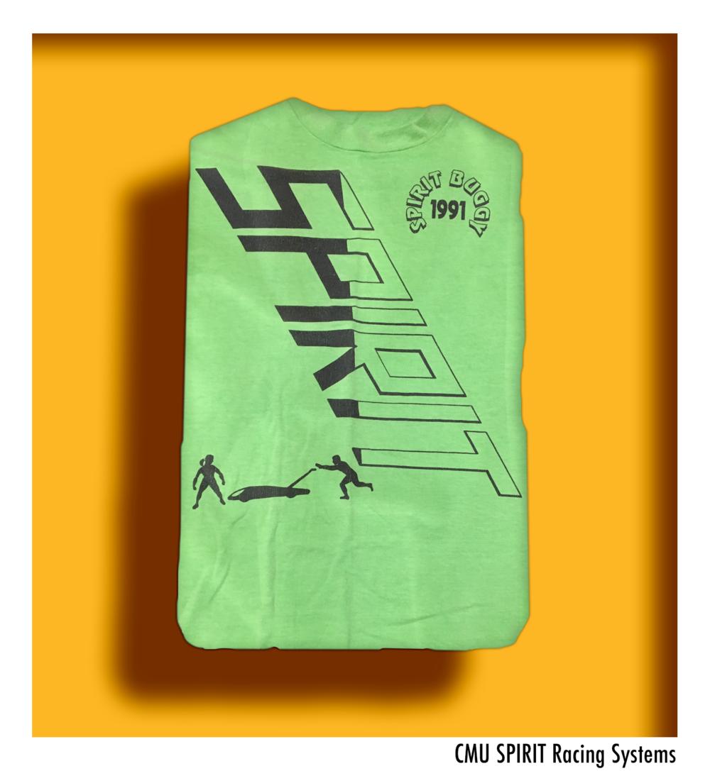 1991 Shirt Front