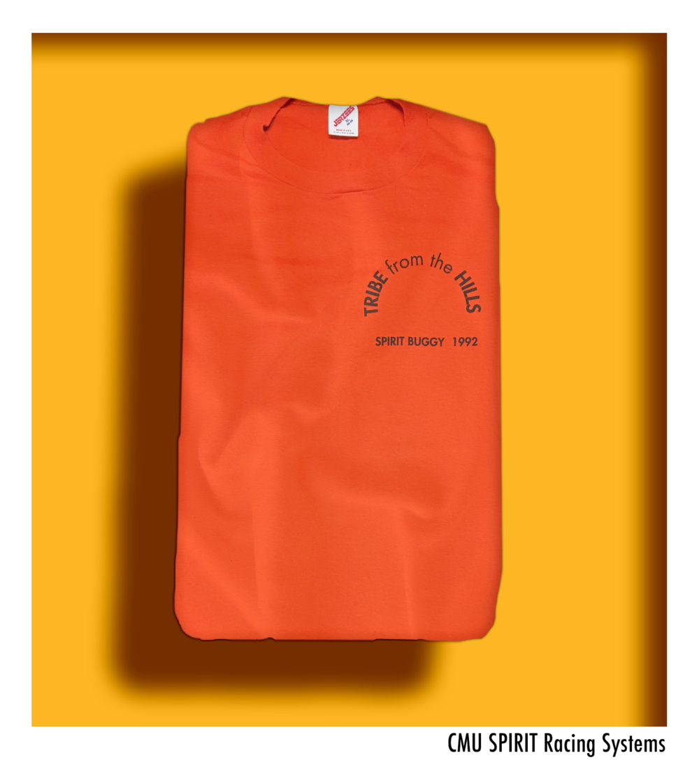 1992 Shirt Front