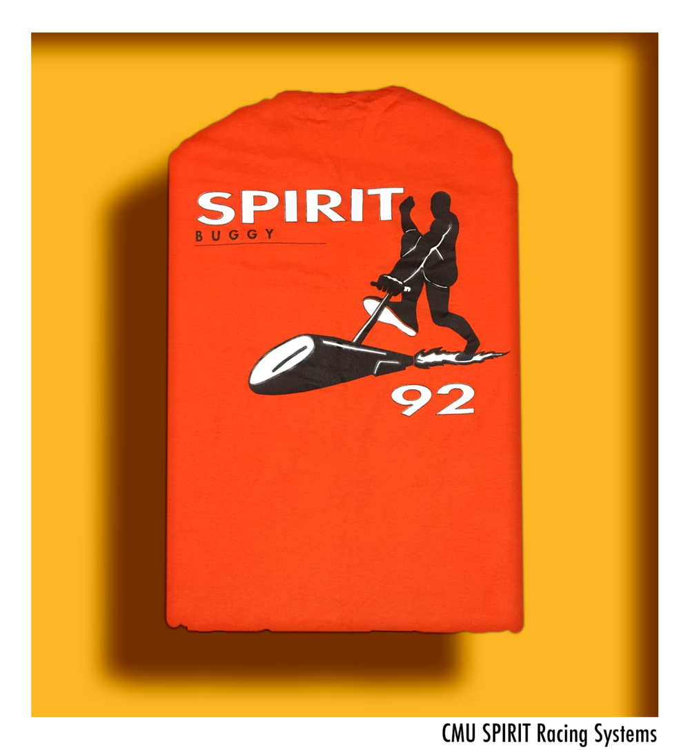 1992 Shirt Back