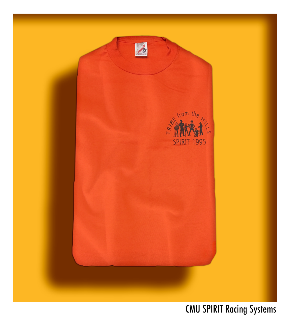 1995 Shirt Front