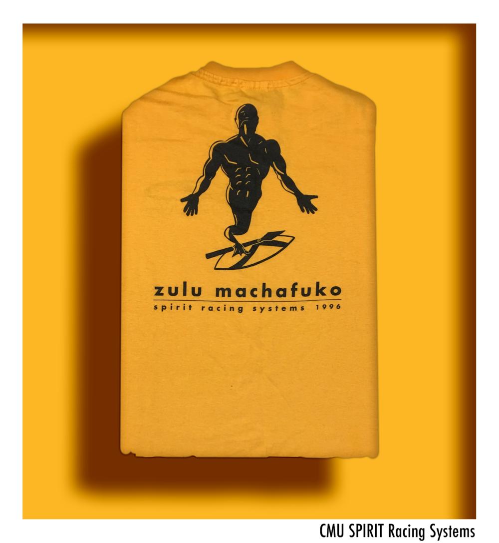 1996 Shirt Front