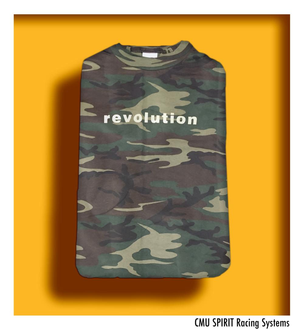 2001 Shirt Front