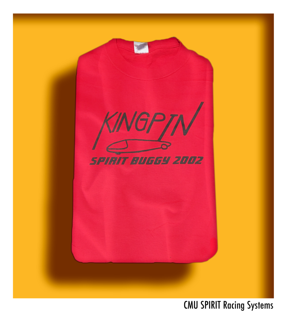 2002 Shirt Front