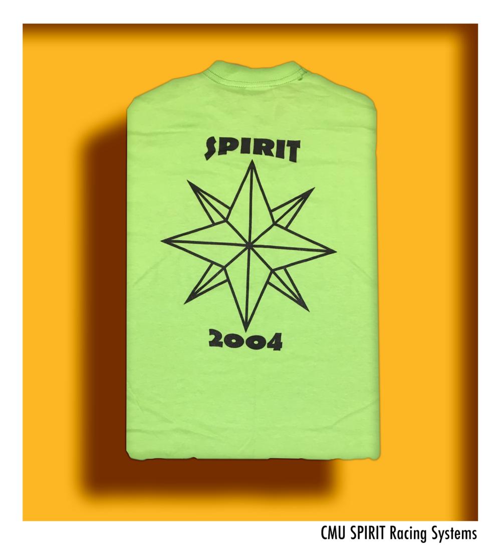 2004 Shirt Back
