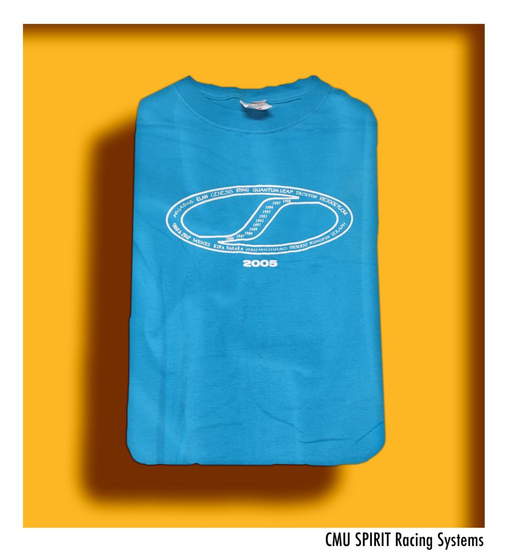 2005 Shirt Front
