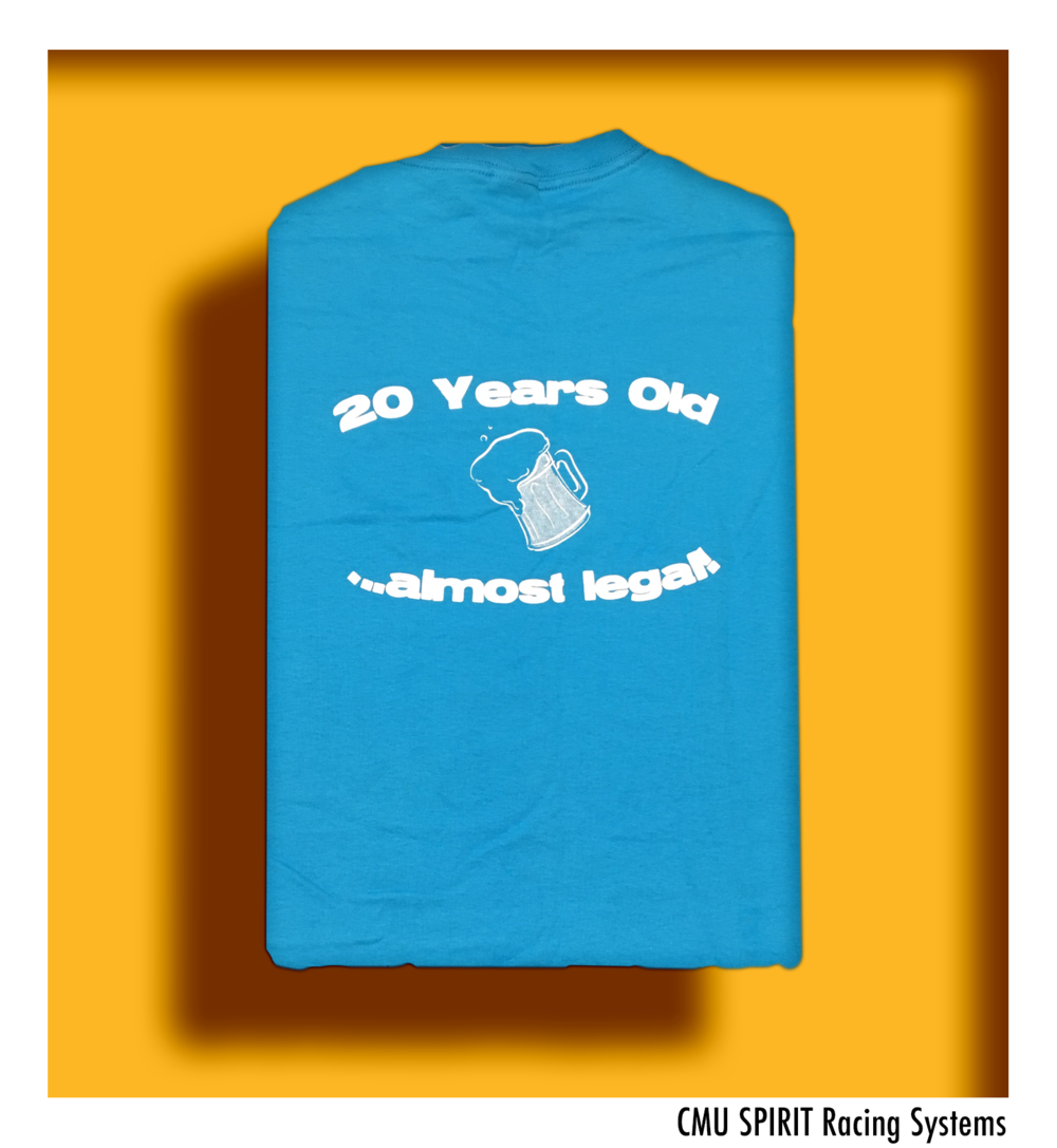 2005 Shirt Back