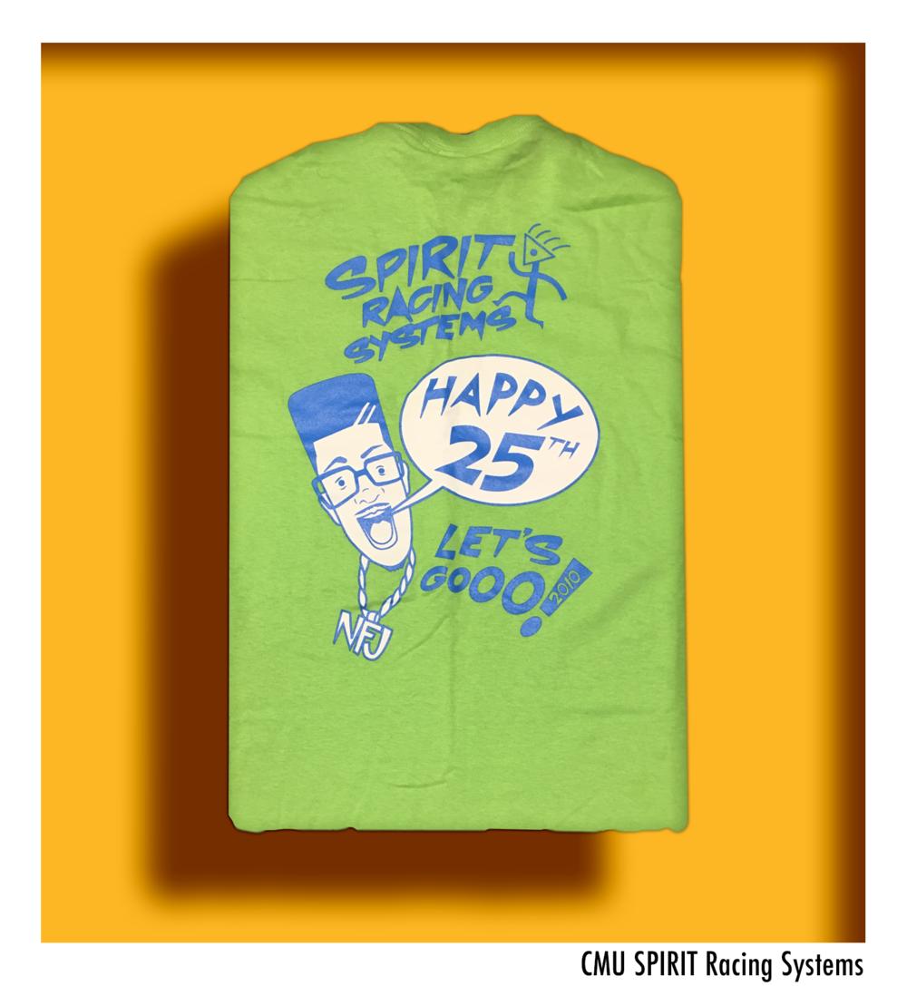 2010 Shirt Back