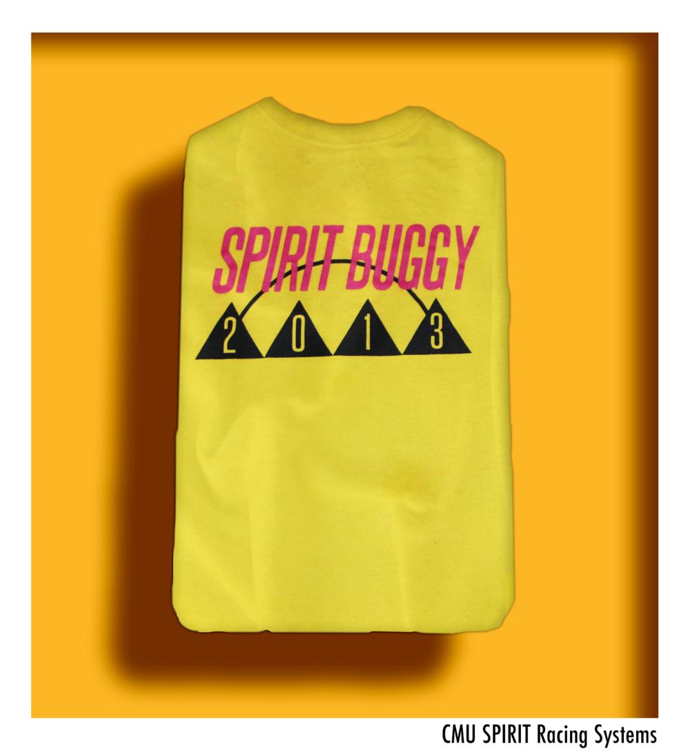 2013 Shirt Front