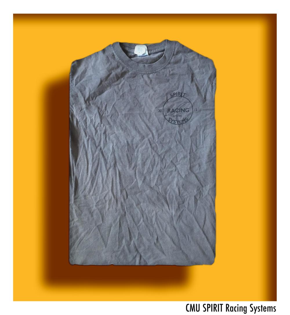 2015 Shirt Front