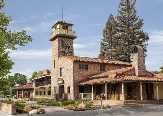 Paso Robles Inn Exterior Shot