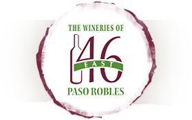 The Wineries of 46 East Paso Robles Logo