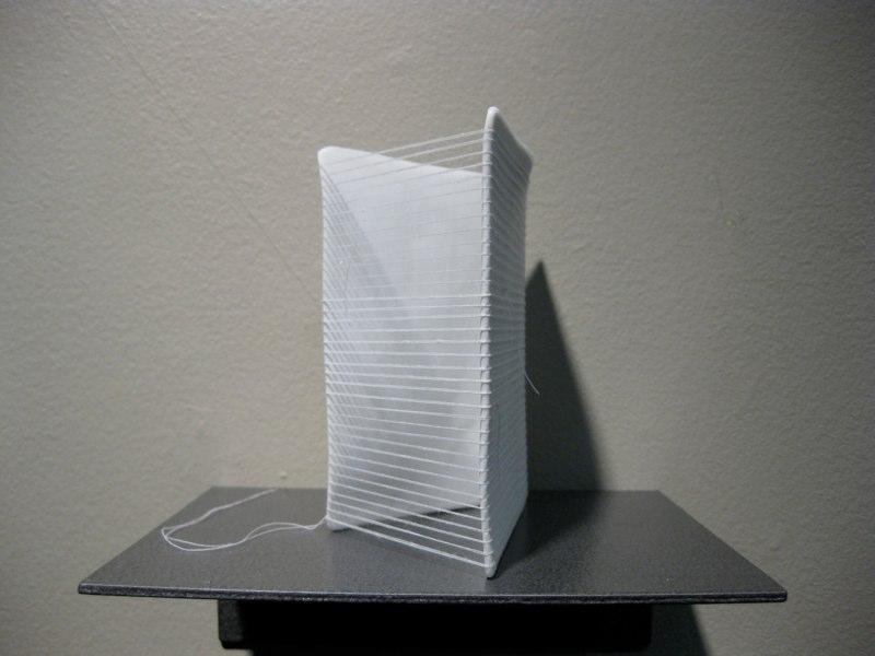 corner study: dissipate #5