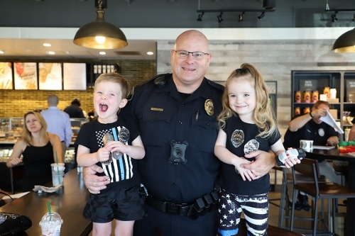 Join LTPD For National Coffee With A Cop On Oct 3