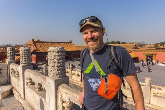 紫禁城Beijing China - TheForbidden City